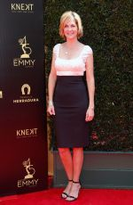 KASSIE DEPAIVA at Daytime Emmy Awards 2018 in Los Angeles 04/29/2018