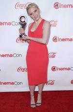 KATE MCKINNON at Big Screen Achievement Awards at Cinemacon in Las Vegas 04/26/2018