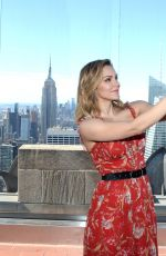 KATHARINE MCPHEE at Bar Sixtyfive at Rainbow Room in New York 04/26/2018