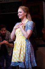 KATHARINE MCPHEE at Brodway Debut in Waitress at Brooke Atkinson Theatre 04/10/2018