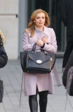 KATHERINE JENKINS Out in London 04/22/2018