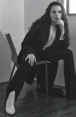 KATHERINE LANGFORD in Vogue Magazine, Australia April 2018