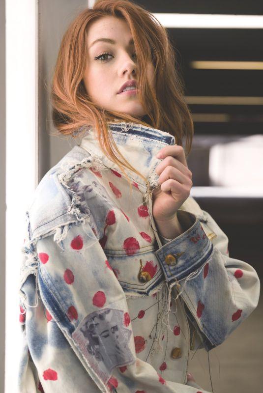 KATHERINE MCNAMARA for Schon Magazine, 2018