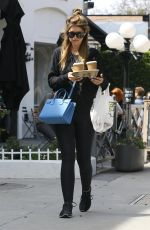 KATHERINE SCHWARZENEGGER Out for Coffee in Brentwood 03/31/2018