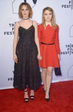 KATHRYN NEWTON at Little Women Screening at Tribeca Film Festival 04/27/2018