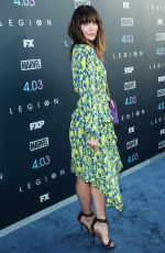 KATIE ASELTON at Legion Season 2 Premiere in Los Angeles 04/02/2018