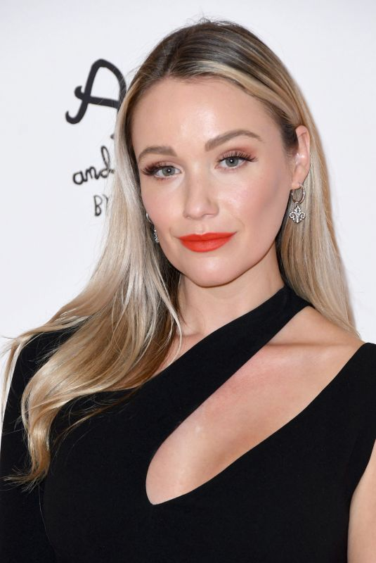 KATRINA BOWDEN at Race to Erase MS Gala 2018 in Los Angeles 04/20/2018