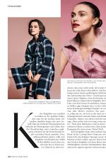 KEIRA KNIGHTLEY in Instyle Magazine, Germany May 2018