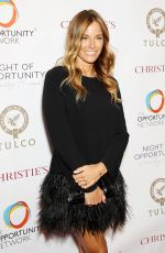 KELLY BENSIMON at Night of Opportunity Gala in New York 04/09/2018
