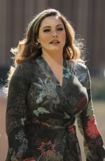 KELLY BROOK at This Morning Show in London 04/19/2018