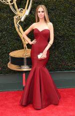 KELLY KRUGER at Daytime Emmy Awards 2018 in Los Angeles 04/29/2018