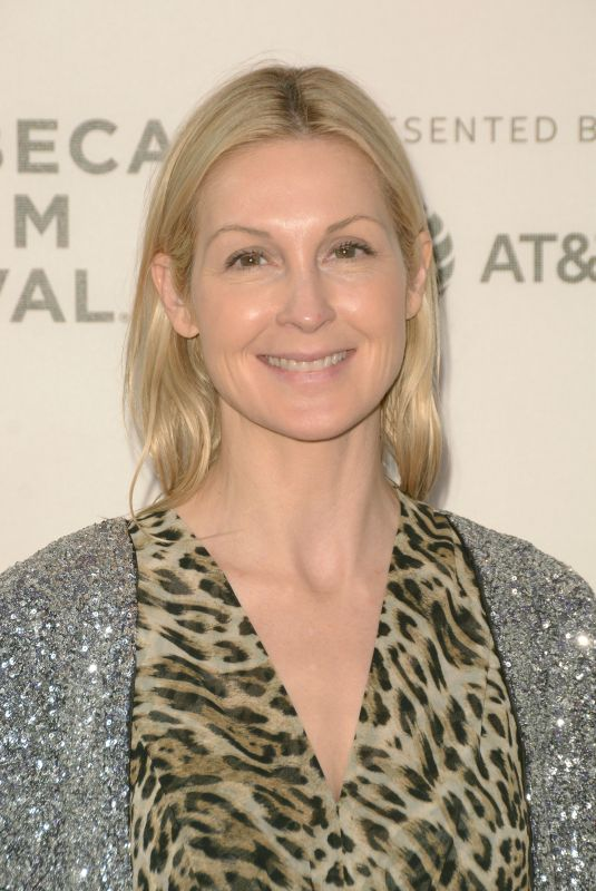KELLY RUTHERFORD at Genius Picasso Premiere at Tribeca Film Festival in New York 04/20/2018