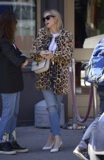 """KELLY RUTHERFORD Out for Lunch at Cipriani in New York"""" 22.04.18 - x7 