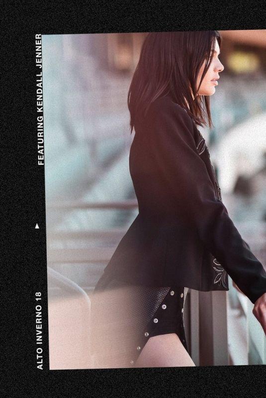 KENDALL JENNER Bo.Bo Spring/Summer 2018 Campaign