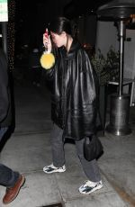 KENDALL JENNER Out in Beverly Hills 04/18/2018