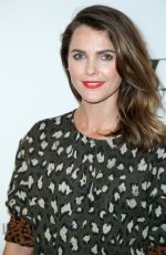 KERI RUSSELL at 9th Annual DVF Awards in New York 04/13/2018