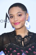 KIERSEY CLEMONS at Daily Front Row Fashion Awards in Los Angeles 04/08/2018