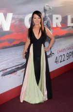 KIKI SUKEZANE at Westworld Season 2 Premiere in Los Angeles 04/16/2018