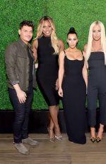KIM KARDASHIAN at kkwxmario Dinner at Jean-georges Beverly Hills 03/31/2018