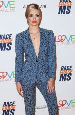 KIRSTEN COLLINS at Race to Erase MS Gala 2018 in Los Angeles 04/20/2018