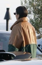 KOURTNEY KARDASHIAN Out for Dinner at Nobu in Malibu 04/08/2018