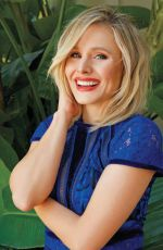 KRISTEN BELL in Good Housekeeping Magazine, May 2018