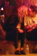 KRISTEN STEWART and STELLA MAXWELL Kissing Out at 2018 Coachella 04/14/2018