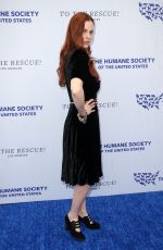 KRISTIN BAUER VAN STRATEN at Humane Society of the United States