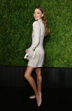 KRISTINE FROSETH at Chanel Tribeca Film Festival Artists Dinner in New York 04/23/2018