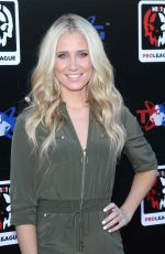 KRISTINE LEAHY at Galaxies H121 Pro League Las Vegas 04/21/2018