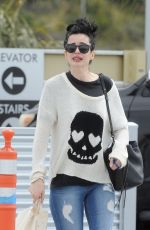 KRYSTEN RITTER Leaves Specialty Animal Hospital in Culver City 04/15/2018