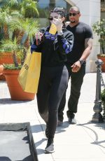 KYLIE JENNER Out and About in Calabasas 04/28/2018