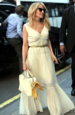 KYLIE MINOGUE at BBC Studios in London 04/19/2018