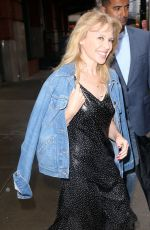 KYLIE MINOGUE Out in New York 04/25/2018