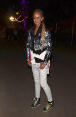 LADY VICTORIA HERVEY at Neon Carnival at Coachella Festival 04/15/2018