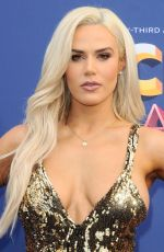 LANA CJ PERRY at 2018 ACM Awards in Las Vegas 04/15/2018