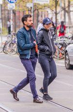 LANA DEL REY Out Shopping in Berlin 04/16/2018