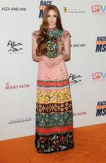 LARSEN THOMPSON at Race to Erase MS Gala 2018 in Los Angeles 04/20/2018