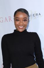 LATOYA TONODEO at Regard Magazine Spring 2018 Cover Unveiling Party in West Hollywood 04/03/2018