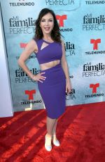LAURA FLORES at My Perfect Family Screening in Miami 04/05/2018