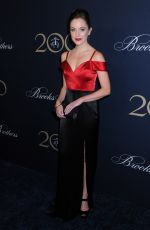 LAURA OSNES at Brooks Brothers Bicentennial Celebration in New York 04/25/2018