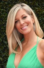 LAURA WRIGHT at Daytime Emmy Awards 2018 in Los Angeles 04/29/2018
