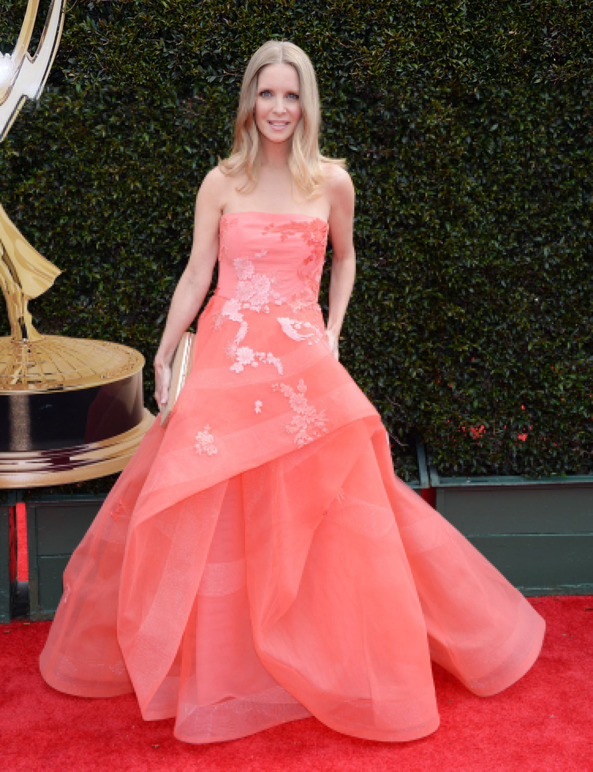 LAURALEE BELL at Daytime Emmy Awards 2018 in Los Angeles ...