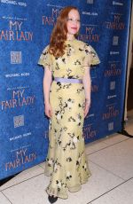 LAUREN AMBROSE at My Fair Lady Opening Night in New York 04/19/2018