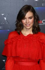 LAUREN COHAN at An Evening with STXFilms Presentation at Cinemacon in Las Vegas 04/24/2018