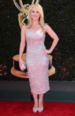 LAUREN WOODLAND at Daytime Emmy Awards 2018 in Los Angeles 04/29/2018