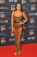 LAYLA ANNA-LEE at BT Sport Industry Awards in London 04/26/2018