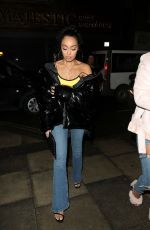 LEIGH-ANNE PINNOCK at Bunga Banga in London 04/04/2018