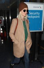 LEIGHTON MEESTER at Los Angeles International Airport 04/03/2018