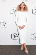 LEONA LEWIS at 9th Annual DVF Awards in New York 04/13/2018